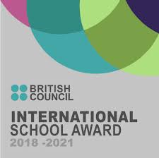 Int School Award Logo