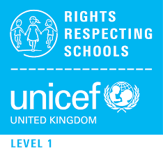 Rights Respecting level 1 Logo